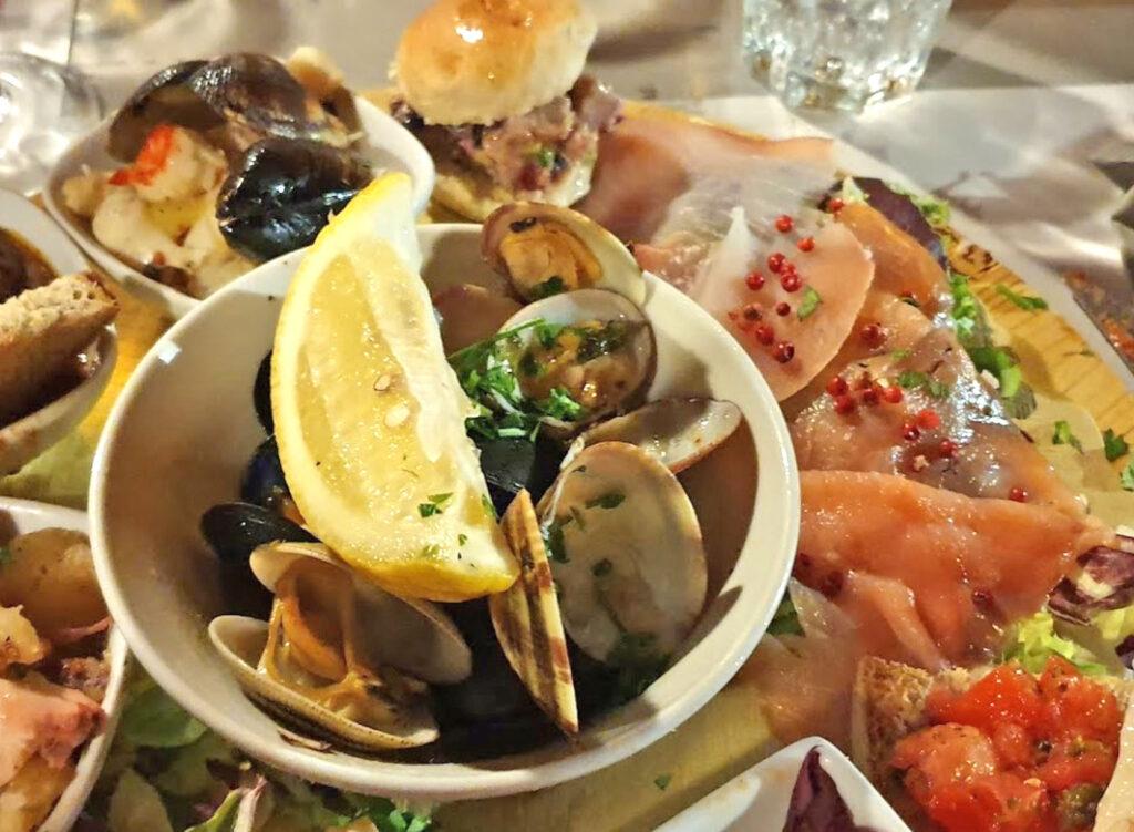 ristorante marina di bibbona